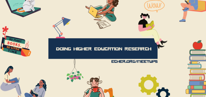 higher education research
